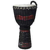 "World Rhythm 10"" Pro Africa Senegal Djembe Drum"
