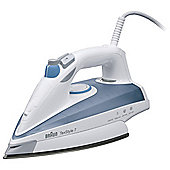 TS725 2400w Steam Iron with 400ml Water Capacity