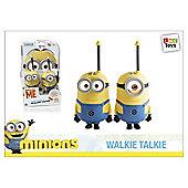 Minions walkie talkie
