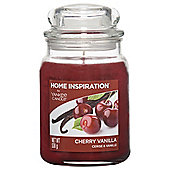 Yankee Candle Cherry Vanilla Large Jar