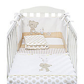 Mothercare B Baby Bedding Bear and Friends Bed In A Bag Size cot/cot bed
