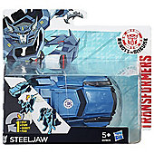 Transformers Robots in Disguise  1Step Changers Steeljaw