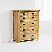 Elements Java 4 Over 3 Drawer Chest
