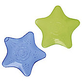 Vital Baby My Little Waterfilled Teether - 2 Pack - Boy