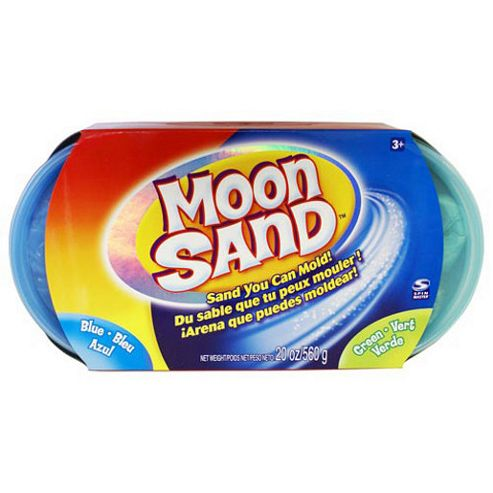 Moon Sand Twin Tubs - Green and Blue