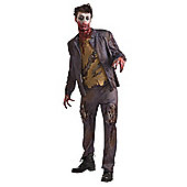 Rubies - Shawn the Undead - Adult Costume Size: 38-40