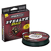 Spiderwire Stealth Braid 300 Yards 8lb - Moss Green