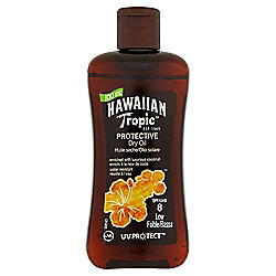 Hawaiian Tropic Protective Dry Oil Spf8 100Ml