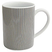 Fairmont  Main Coffee Mug White Porcelain