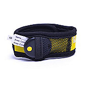 Buddy Tag Child Tracking Device Wristband - Yellow Velcro