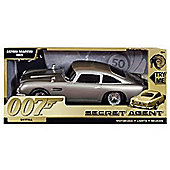 Secret Aston Martin DB5 - Skyfall