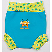 Splash About Happy Nappy Small (Bobbing along Turquoise)
