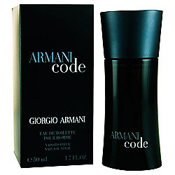 Armani Code M Eau De Toilette 50Ml Spray For Men By Giorgio Armani