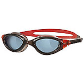 Zoggs Panorama Adult Goggles Smoke/Black