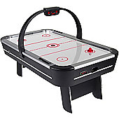 Strikeworth Pro Ice Aluminium 7 foot Air Hockey Table with White Surface