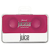 Juice Bar Bluetooth Speaker Pink