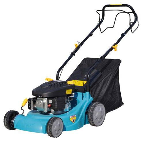 Buy Tesco 98 5cc Self Propelled Petrol Rotary Lawn Mower