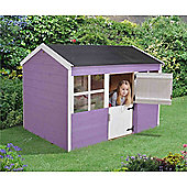 6ft x 4ft Apricot Playhouse 6 x 4