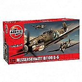 Messerschmitt Bf109 G-6 (A02029) 1:72