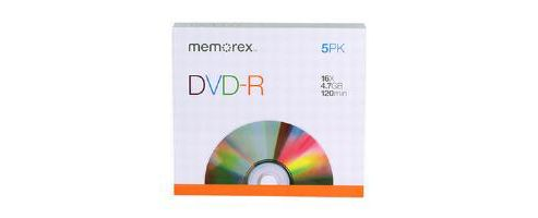 Maplin 4.7 GB 5-Pack DVD-R
