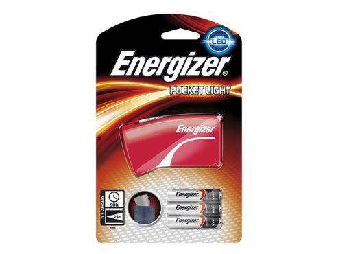 Energizer Eveready 632631 Energy Pocket Led Torch