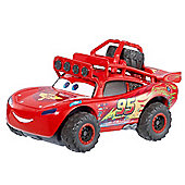 Disney Cars Radiator Springs 500 Die-Cast Off Road Lightning Mcqueen