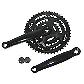 Coyote Steel Chainset 28/38/48 X 170mm