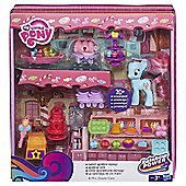 My Little Pony Sweet Rainbow Bakery Playset With Mrs Dazzle Cake Figure