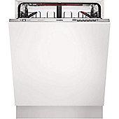 AEG F66602VI0P Fullsize Dishwasher, A++ Energy Rating, -