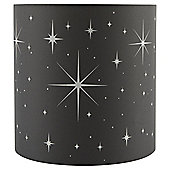 Tesco Star Print Ceiling Shade