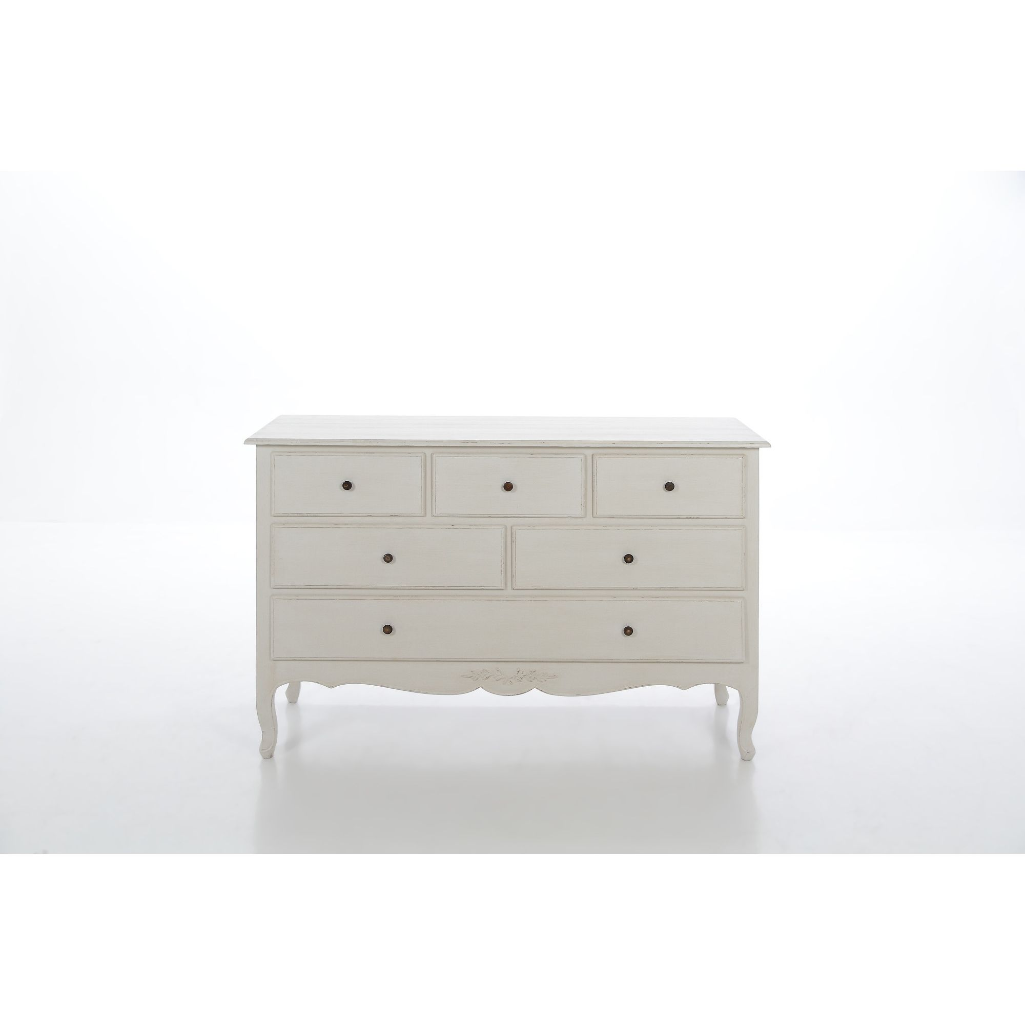 Aspect Design Louise 6 Drawer Chest at Tesco Direct