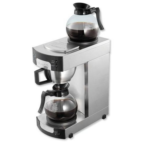 Q Connect Burco Manual-Fill Filter Coffee Maker