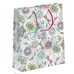 Exotic Dragonfly Gift Bag