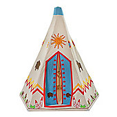 Kiddiewinkles Wild West Wigwam Play Tent