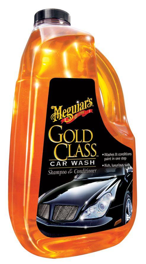 Meguiars Gold Class Shampoo 1.9Ltr