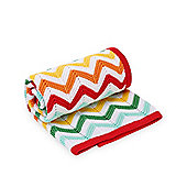 B Baby Bedding Roll Up Knitted Blanket