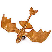 How To Train Your Dragon Battle Figure - Gold Toothless