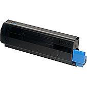 OKI Toner Cartridge for C3200 Desktop Colour Printers (Cyan)