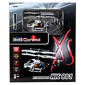 Revell Control RC XS Helicopter 801 White