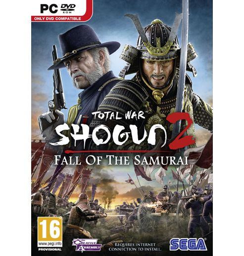 Total War - Shogun 2 - Fall Of The Samurai (PC)