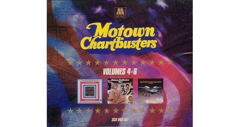 Motown Chartbusters Vols 4-6