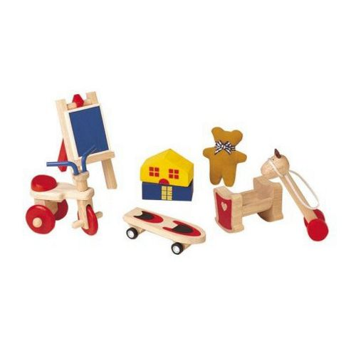 Plan Toys Fun Toys Set ,wooden toy