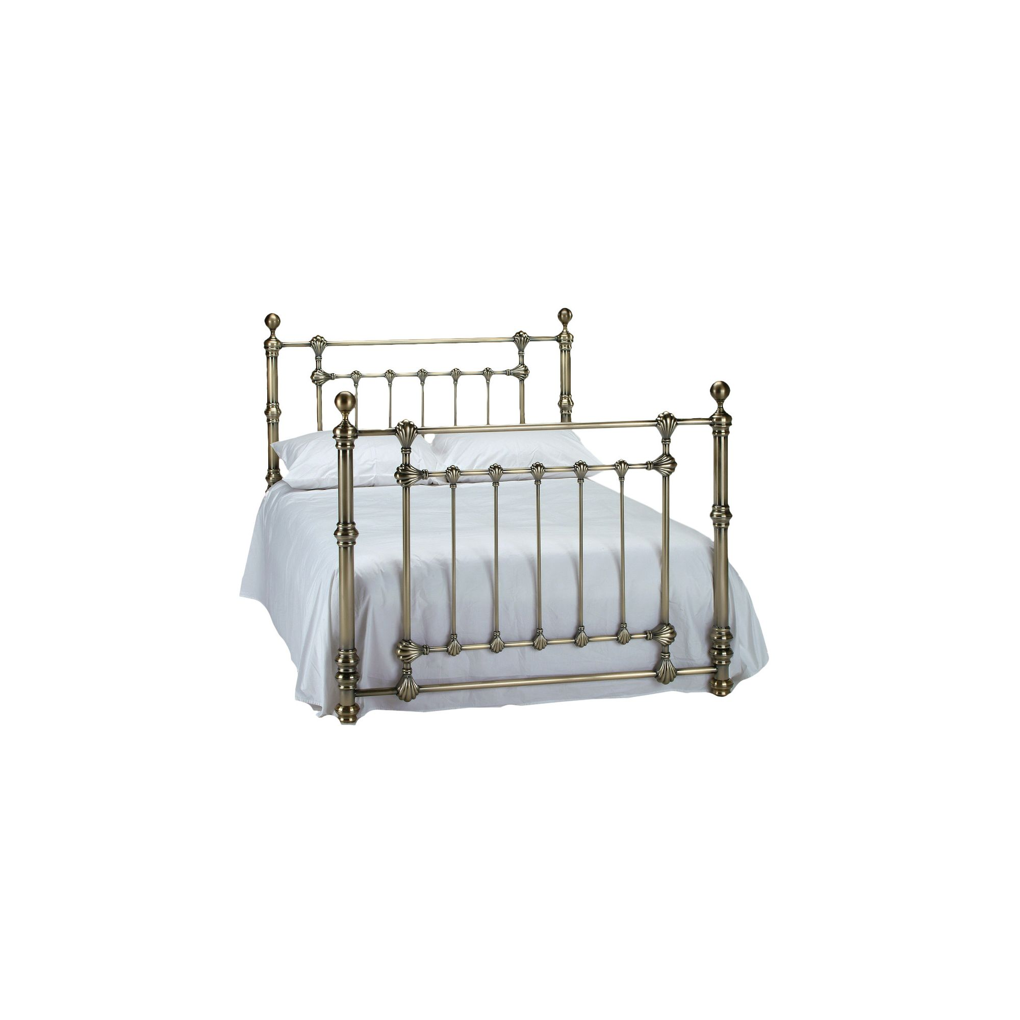Interiors 2 suit Victoria Bedframe - Double at Tesco Direct