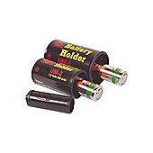 D Battery Convertor 4 Pack