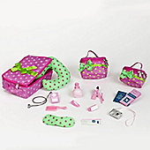 Our Generation Luggage and Travel Accessory Set