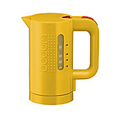 Bodum Bistro 0.5L Cordless Kettle, Yellow
