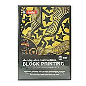 Speedball Block Printing DVD - Introductional Step-By-Step