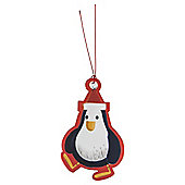 Penguin Christmas Gift Tags, 6 pack