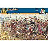 Mamelukes Napoleonic Wars - 1:72 Scale - 6082 - Italeri