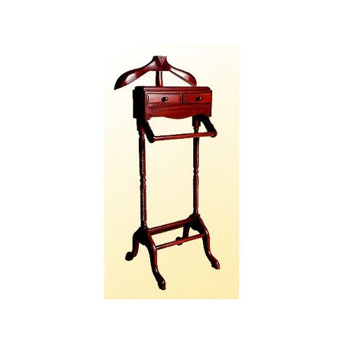 Anderson Bradshaw Victorian Valet Stand in Mahogany